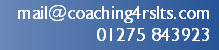 mail@coaching4rslts.com